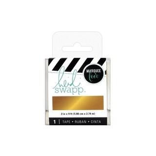 """AMC HSwapp LightBox Tape 2"""" Foil Gold"""
