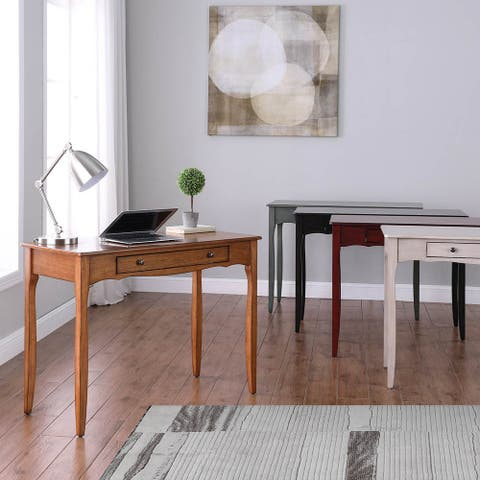 Corvus Ursula Mid-century Wooden Office Desk