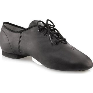 Capezio Dance E Series Jazz Oxford EJ1 Black