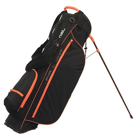 Air light SC stand bag Black/Orange