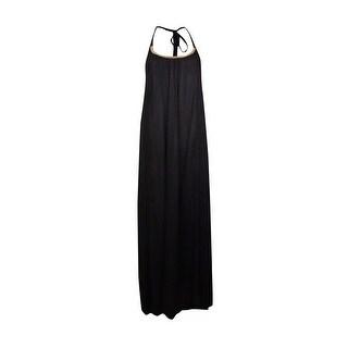 Raviya Women's U Neck Maxi Dress Coverup