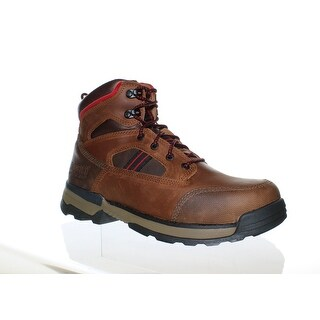 Rocky Mens Mobilwelt Rkk0200 Brown Work & Safety Boots Size 9.5 (E, W)