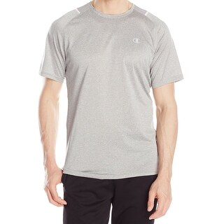 Champion NEW Gray Mens Size Small S Vapor Technology Running Athletic Shirt 242