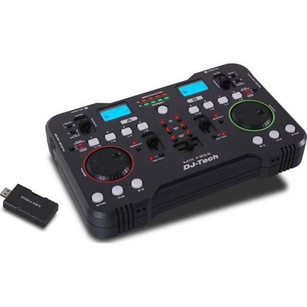 2.4ghz Wireless USB Controller with Deckadance LE Software