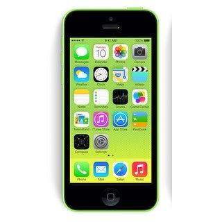 Apple iPhone 5c 16GB Unlocked GSM 4G LTE Phone w/ 8MP Camera (Refurbished)