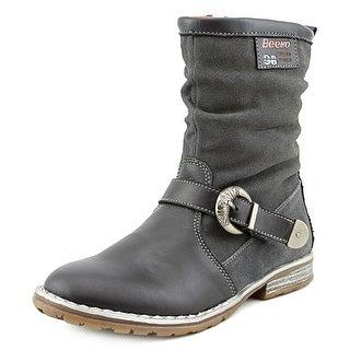 Beeko Hazel Youth Round Toe Synthetic Boot
