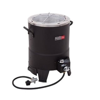 Char-Broil 14101480 The Big Easy TRU-Infrared Oil-Less Turkey Fryer - Black