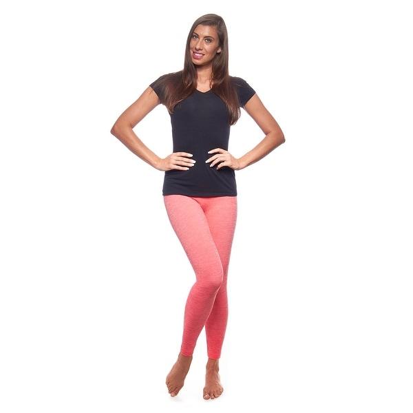 Galactic Girl Space Dyed Fleece Leggings
