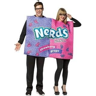 Nestle-Nerds Box Adult 2-Person Costume - Purple