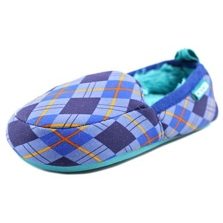 Chooze Snooze Toddler Round Toe Synthetic Slipper