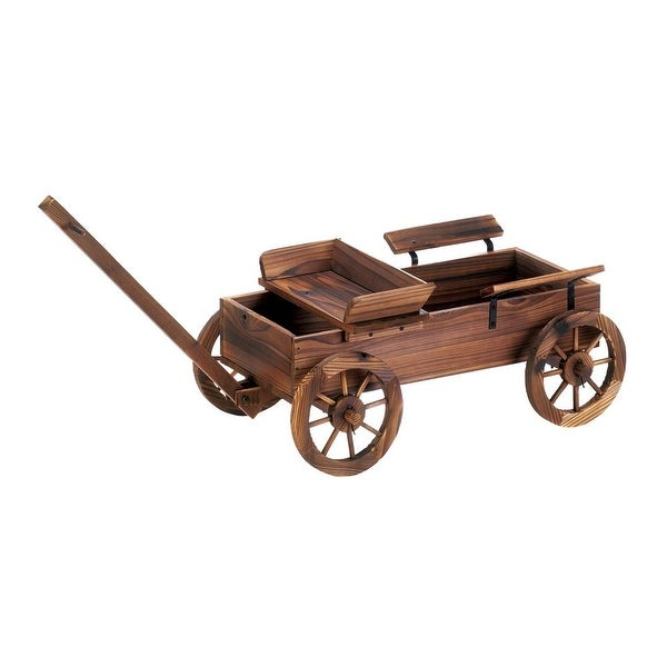 New Arriving Old World Planter Wagon