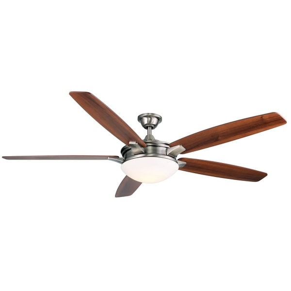 Shop Wind River Wr1466 Novato 70 Quot 5 Blade Hanging Indoor Ceiling Fan With Reversible Motor