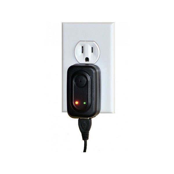 Spytec Usb Wall Adapter With Hidden Camera And Motion-Activated Mode