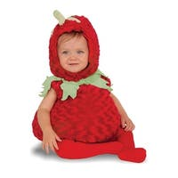 Rubies Strawberry Infant/Toddler Costume - Red
