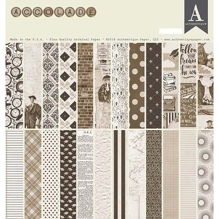 """Accolade - Authentique Collection Kit 12""""X12"""""""