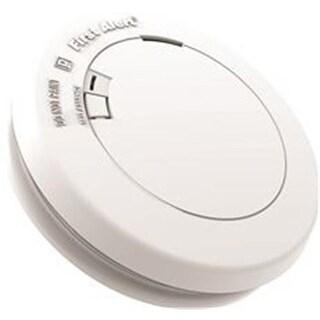 Low Profile Photoelectric Smoke Alarm, Tamper Proof,
