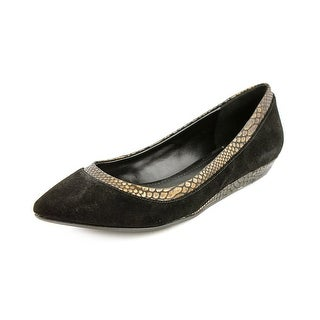 BCBGeneration Alonsa Pointed Toe Suede Flats
