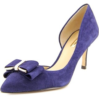 BCBGeneration Perryn Pointed Toe Suede Heels