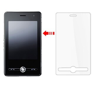 Unique Bargains 2 Pcs Protective Clear LCD Screen Protectors for LG KS20