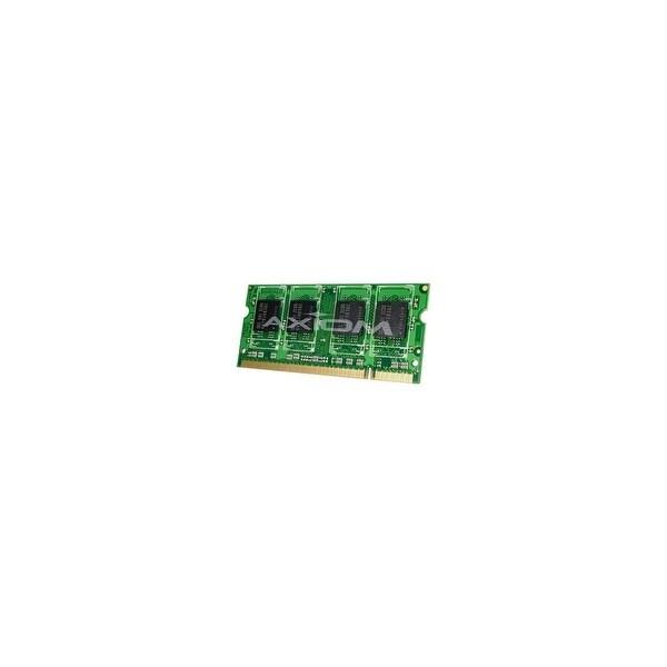 Axion A0740434-AX Axiom 2GB DDR2 SDRAM Memory Module - 2GB - 667MHz DDR2-667/PC2-5300 - DDR2 SDRAM - 200-pin SoDIMM
