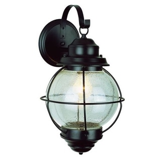 Trans Globe Lighting 69901 Modern Single Light Medium Outdoor Wall Sconce from the Outdoor Collection