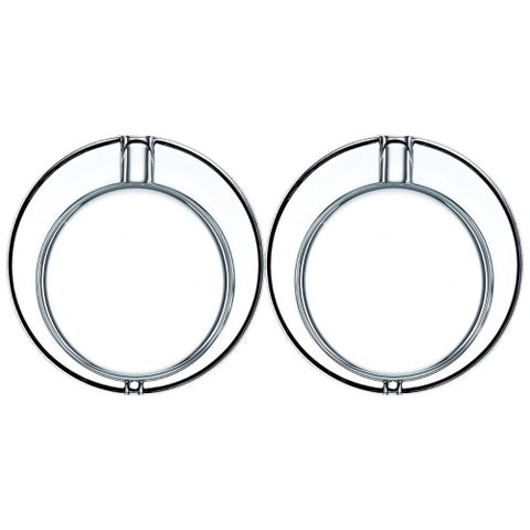 Nachtmann 52814 Round Cigar Ashtray (2 Pack)