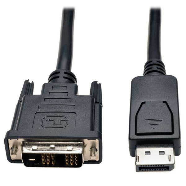 Tripp Lite - 10Ft Displayport Dvi-D Cable Adapter M/M