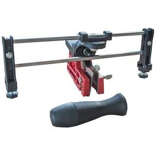 Sportsman Earth Series Bar Mount Chain Saw Manual Sharpener Filing Guide
