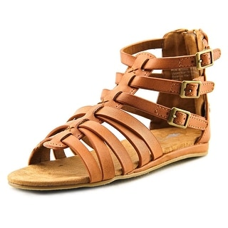 Volatile Cedric Youth Open Toe Synthetic Gladiator Sandal