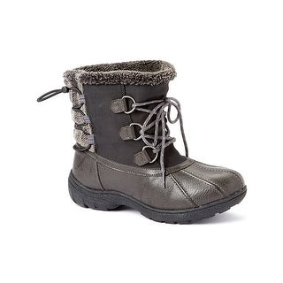 London Fog Womens Ledbury Closed Toe Ankle Fashion Boots