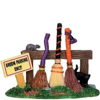 Broom Parking Rack
