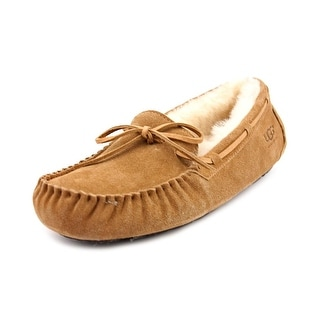 Ugg Australia Olsen Moc Toe Leather Slipper