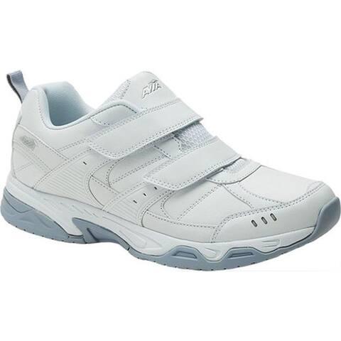 the best attitude e93c5 b3fad Avia Men s Avi-Union ll Strap Sneaker White Chrome Silver