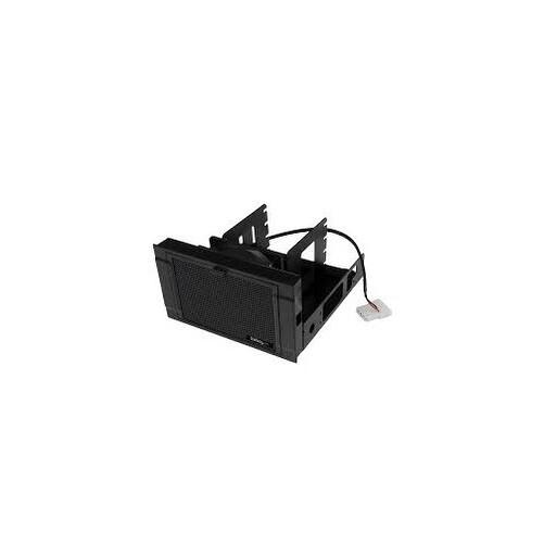 "Startech Bracket425f 4 X 2.5"" Ssd/Hdd Mounting Bracket With Cooling Fan, Black"