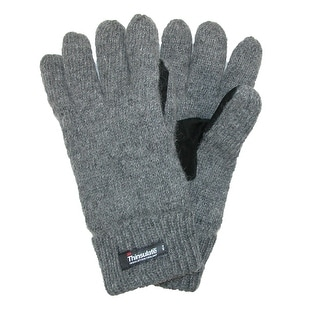 Dorfman Pacific Men's Rag Wool Glove