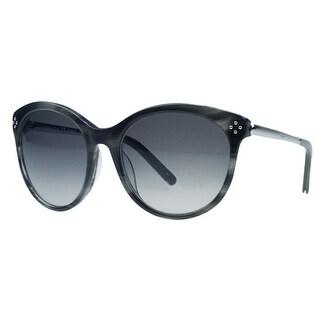 Chloe CE641/S 023 Grey Round Sunglasses