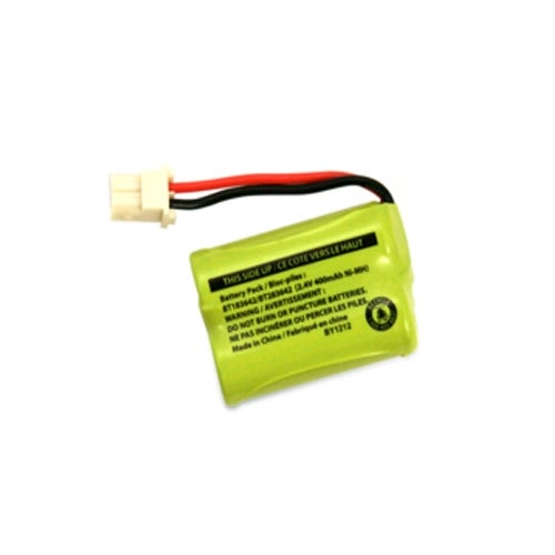 Replacement 89-1356-01 NiMH Cordless Phone Battery - 400mAh / 2.4v
