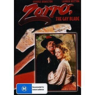 Zorro the Gay Blade (1981) [DVD]