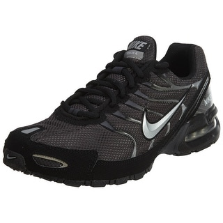 Men's Nike Air Max Torch 4 Running Shoe Obsidian/White/Wolf Grey/Dark Grey - anthracite/metallic silver/black