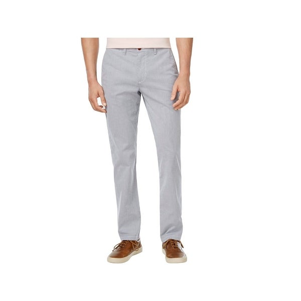 064d07a9 Shop Tommy Hilfiger Mens St. Tropez Chino Pants Striped Stretch - 38/30 -  Free Shipping On Orders Over $45 - Overstock - 22338673