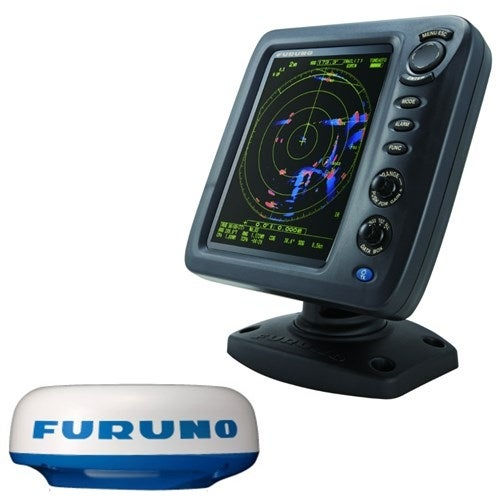 Furuno 1815 8.4 Inch Color LCD 19 Inch 4kW Radar 1815 4kW 19-Inch Dome 8.4-Inch