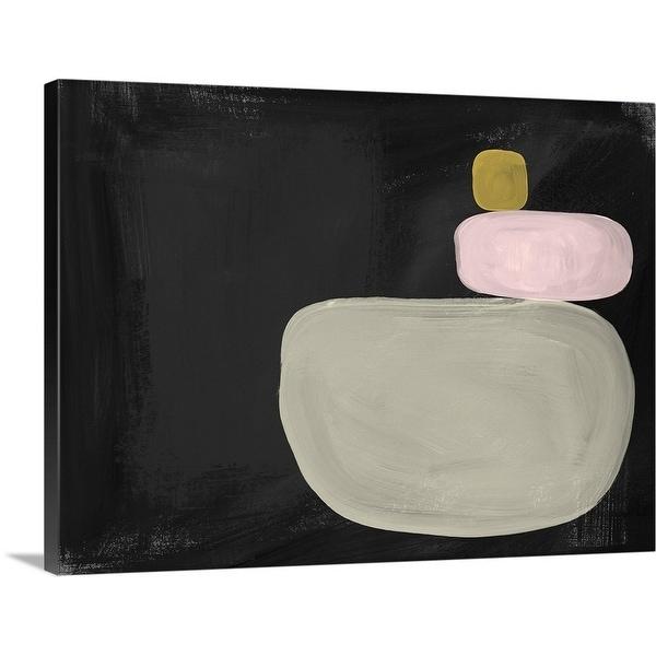 """Modern Balance"" Canvas Wall Art"