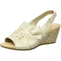 Bandolino Women's Gayla Wedge Sandal