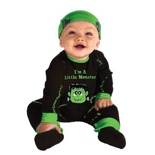 Lil' Monster Infant, baby, Costume, 0-6 months, Halloween