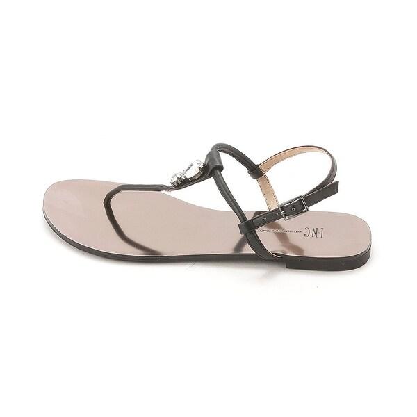 INC International Concepts Women's Mikah Thong Sandal