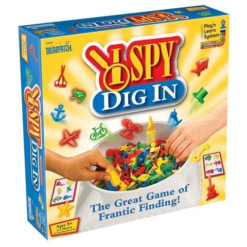 I Spy Dig In