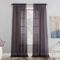Buy Purple Sheer Curtains Online At Overstock Our Best Window Treatments Deals