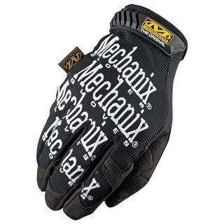 Mechanix Wear MG-05-010 Original Work Gloves, Black, Large
