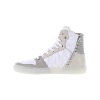 Creative Recreation Adonis Sneakers in White Grey Sport
