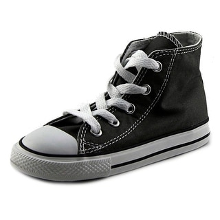 Converse Chuck Taylor All Star Specialty Hi Toddler Canvas Gray Sneakers